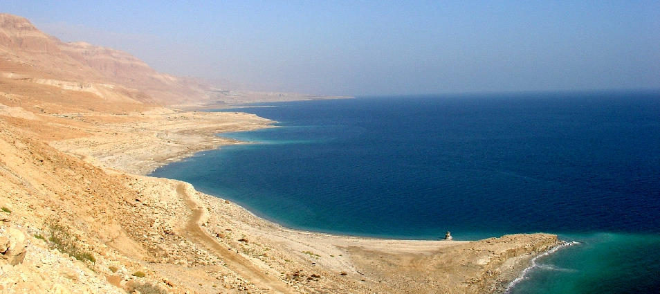Dead Sea Salt Resources