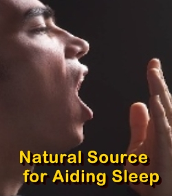 Ormus Minerals Natural Source for Aiding Sleep